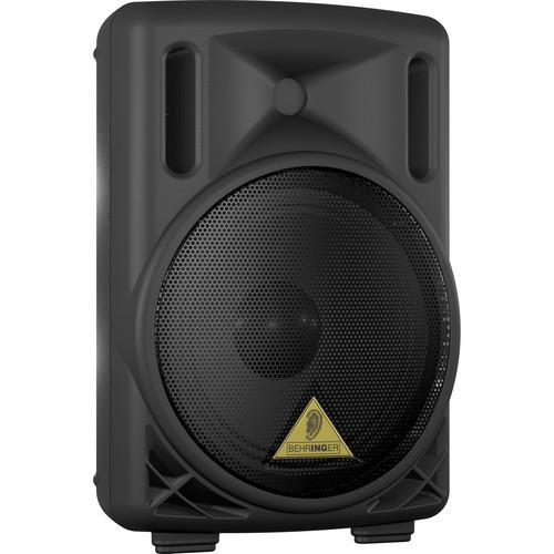 Behringer B208D 2-Way Active Loud Speaker (Black)