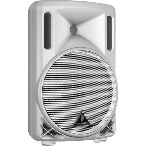 Behringer Eurolive B210D 2-Way Active Loud Speaker (White)