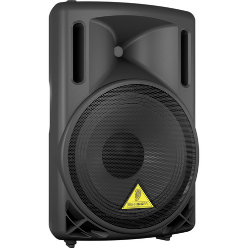 Behringer B212D 2-Way Active Loud Speaker (Black)
