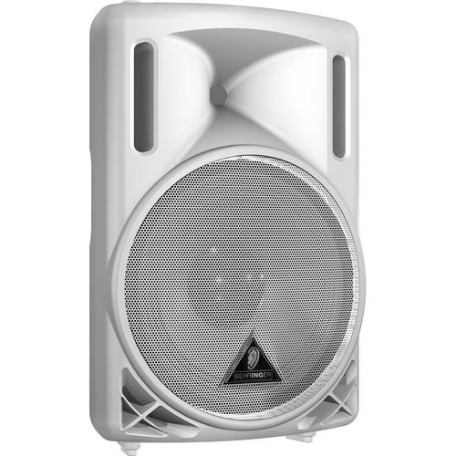 Behringer B212D 2-Way Active Loud Speaker (White)