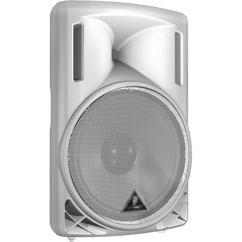 Behringer B215D 2-Way Active Loud Speaker (White)