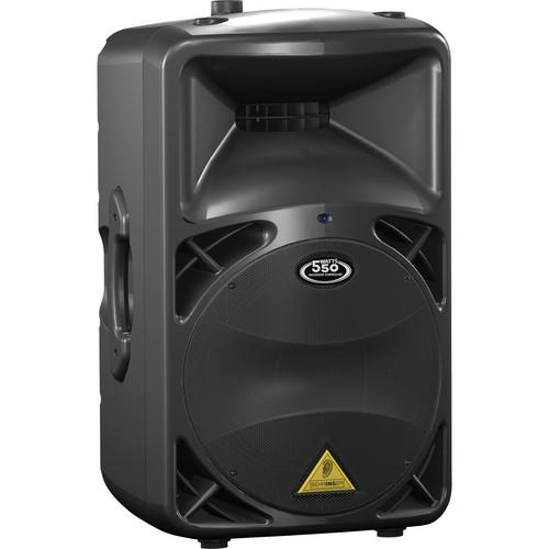 Behringer B312D 2-Way Active Loud Speaker (Black)