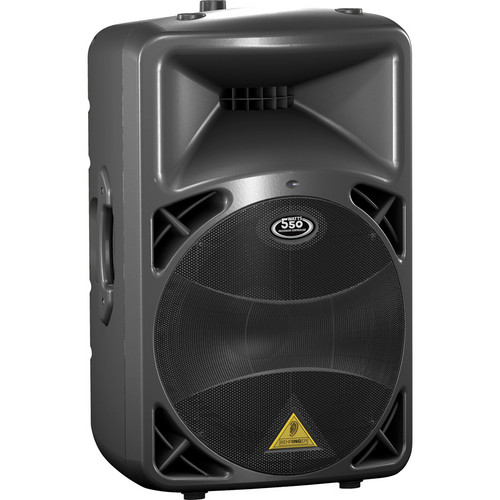 Behringer B315D 2-Way Active Loud Speaker (Black)