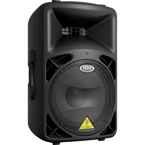 Behringer B812NEO Powered Speaker and Integrated Mixer