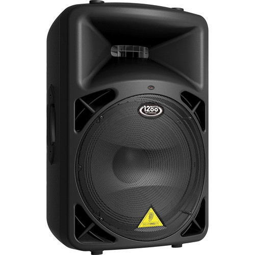 Behringer B815NEO Powered Speaker and Integrated Mixer