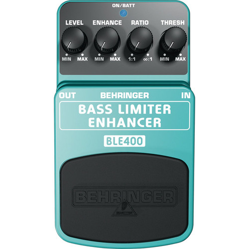 Behringer BLE400 Bass Limiter/Enhancer Effects Pedal