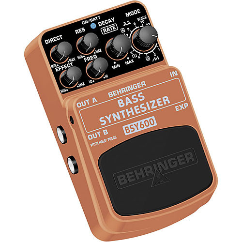 Behringer BSY600 Ultimate Bass Synthesizer