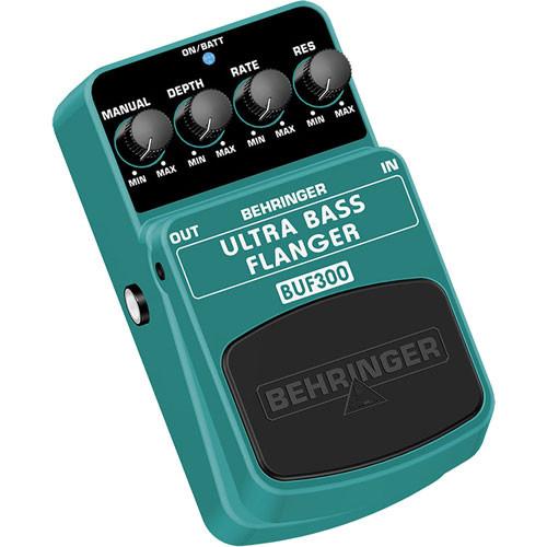 Behringer Ultra Bass Flanger