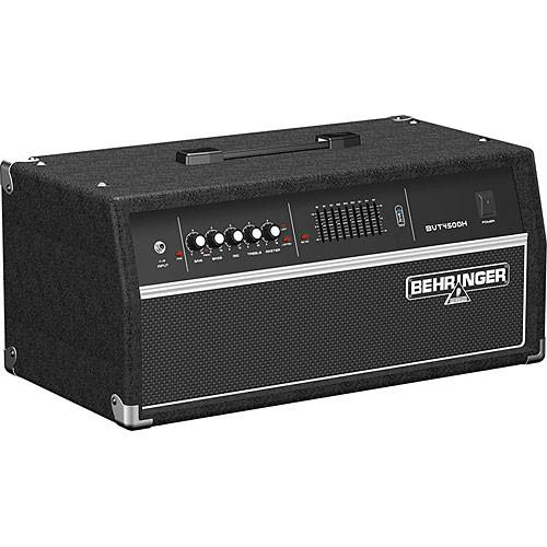 Behringer Ultrabass BVT4500H Bass Amplifier Head