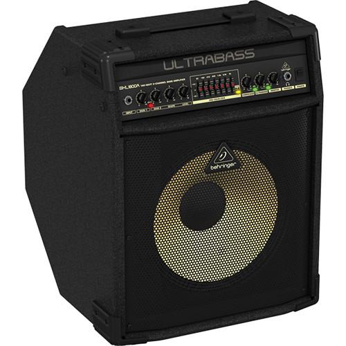 Behringer 180W 2CH Bass Workstation