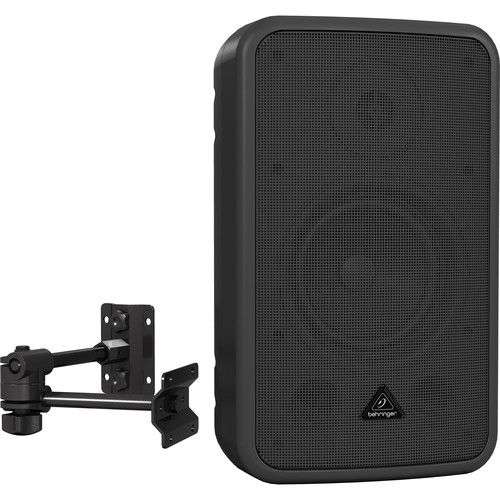Behringer CE500A 80W 2-Way Multi-Purpose Speaker (Black)