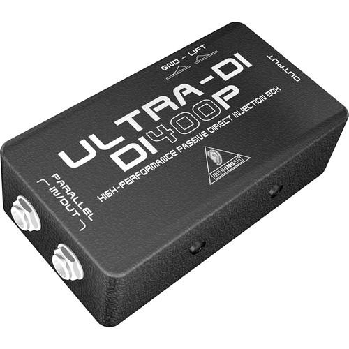 Behringer DI400P Ultra-DI Passive Direct Injection Box