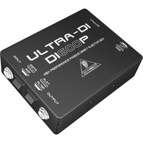 Behringer DI600P Direct Injection Box