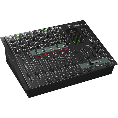 Behringer DX2000USB Professional 7-Channel DJ Mixer