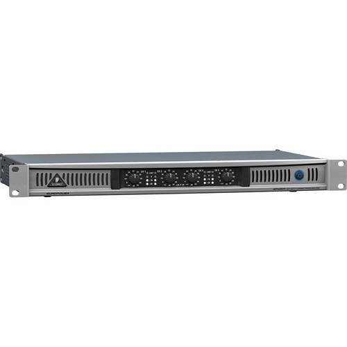 Behringer EuroPower EPQ304 4-Channel Power Amplifier (50W/Channel @ 8 Ohms)