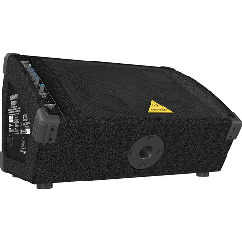 """Behringer EUROLIVE F1320D Active 300W 12"""" 2-Way Monitor Speaker System"""
