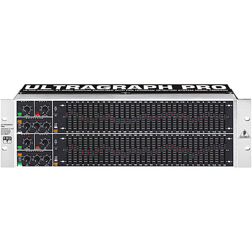 Behringer FBQ6200 Graphic Equalizer