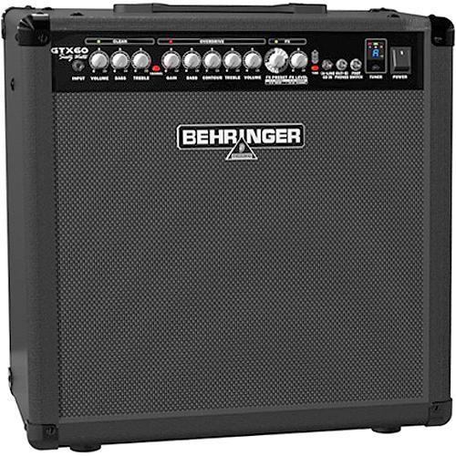 Behringer GTX60 - 60-Watt Guitar Amplifier