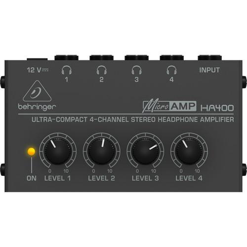 Behringer HA-400 - Headphone Amplifier