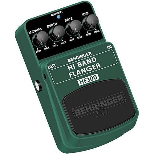 Behringer HF300 - High Band Flanger Effects Pedal