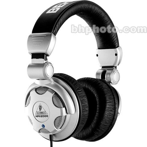 Behringer HPX2000 Over-Ear DJ Headphones