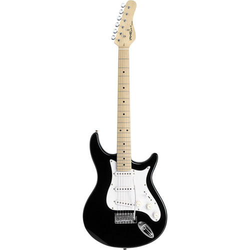 behringer iaxe393 usb electric guitar black iaxe393 bk b h. Black Bedroom Furniture Sets. Home Design Ideas
