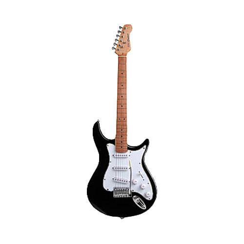 behringer iaxe624 centari usb electric guitar black. Black Bedroom Furniture Sets. Home Design Ideas