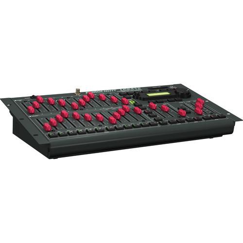 Behringer EUROLIGHT LC2412 24-Channel DMX Lighting Console