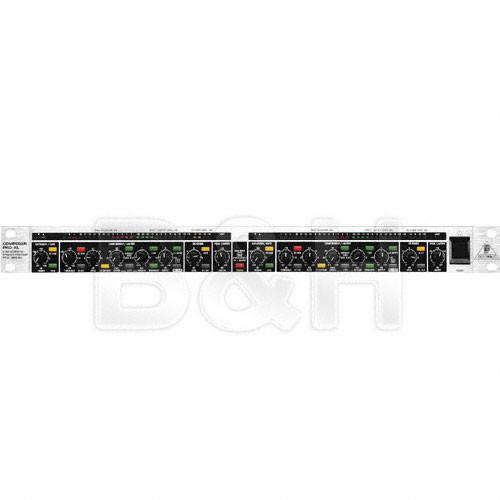 Behringer MDX2600 COMPOSER PRO-XL Compressor
