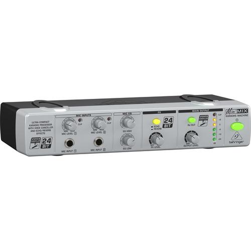 Behringer MIX800 Karaoke Machine