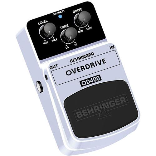 Behringer OD400 Ultimate Overdrive Pedal