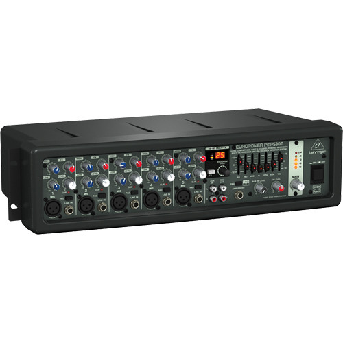 Behringer EuroPower PMP530M Ultra-Compact 300-Watt 5-Channel Powered Mixer