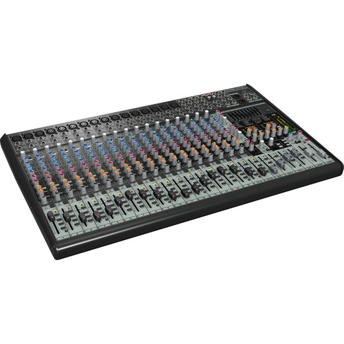 Behringer Eurodesk SX2442FX-PRO - 24-Channel Recording and Sound Reinforcement Console