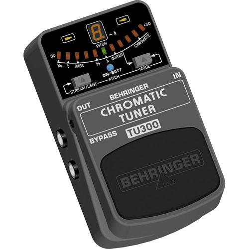 Behringer TU300 Ultimate Guitar/Bass Tuner