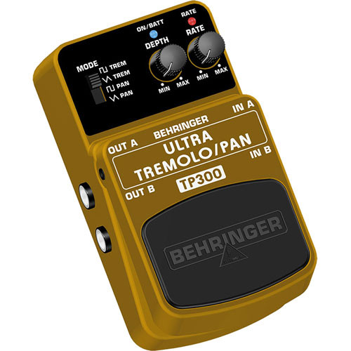 Behringer TP300 Ultra Tremolo/Pan Pedal