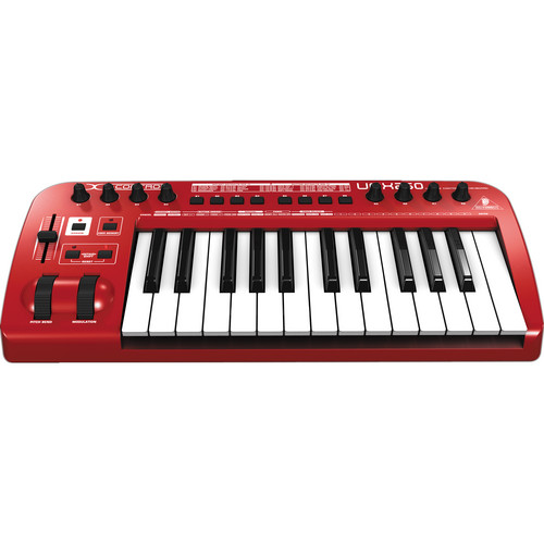Behringer U-UMX250 - USB/MIDI Keyboard Controller