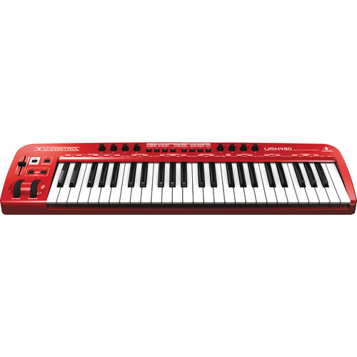 Behringer UMX490 - USB/MIDI Keyboard Controller