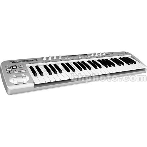 behringer umx49 midi controller keyboard umx49 b h photo video. Black Bedroom Furniture Sets. Home Design Ideas