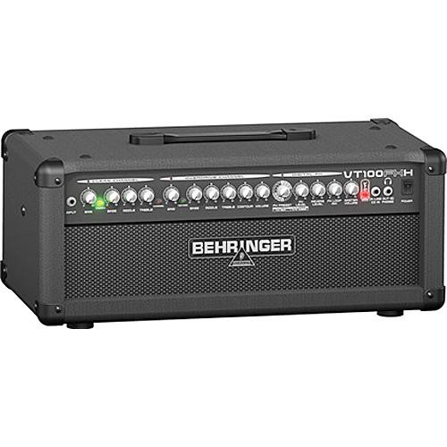 Behringer VT100FXH 2-Channel Guitar Amplifier Head with DSP Effects (100W)