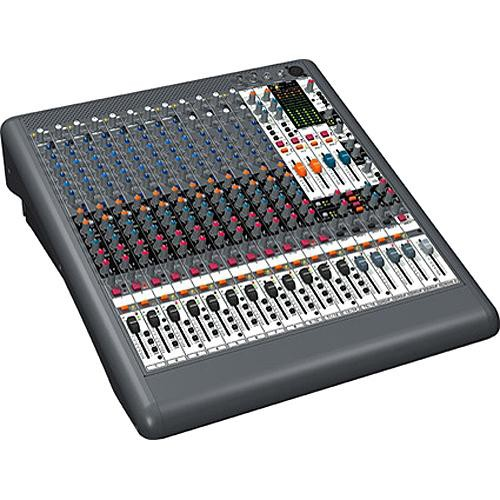 Behringer Xenyx XL1600 - 16 Channel, 6 Aux, 4 Group Audio Mixer