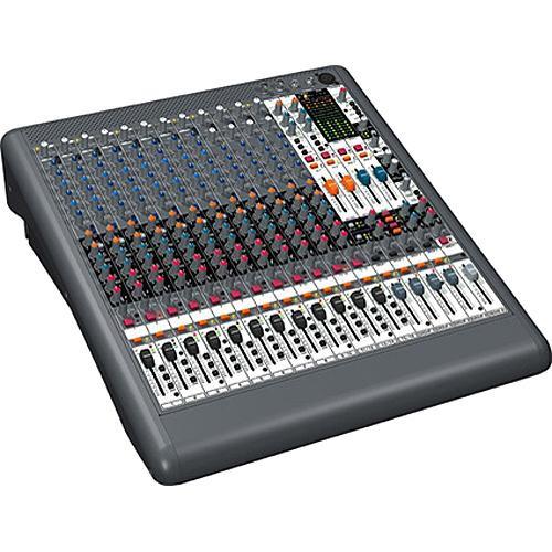 Behringer Xenyx XL1600 - 16 Channel, 6 Aux, 4 Group Audio Mixer