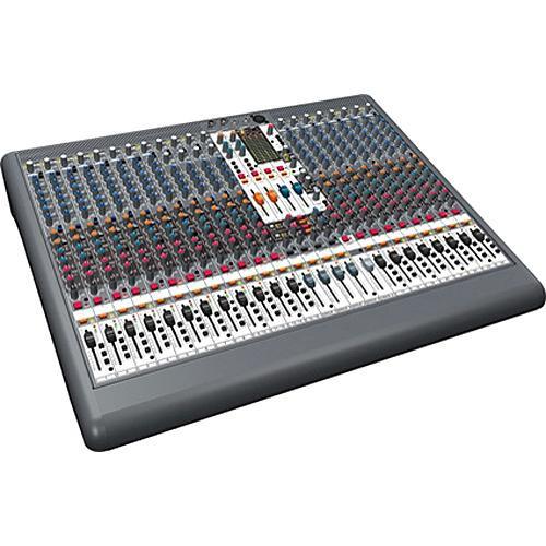 Behringer Xenyx XL2400 - 24 Channel, 6 Aux, 4 Group Audio Mixer