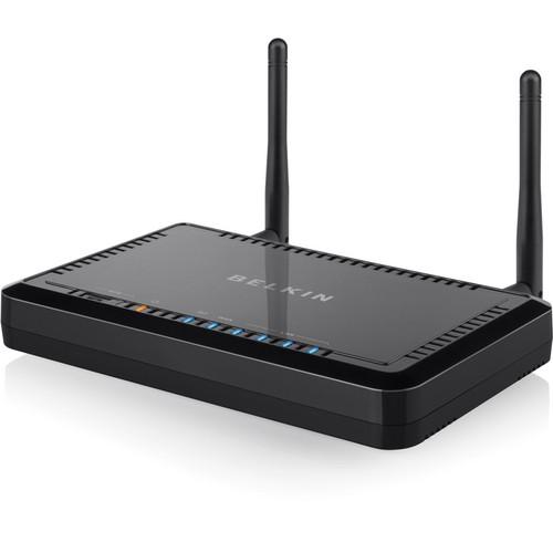 Belkin N200 Wireless-N Router with VPN