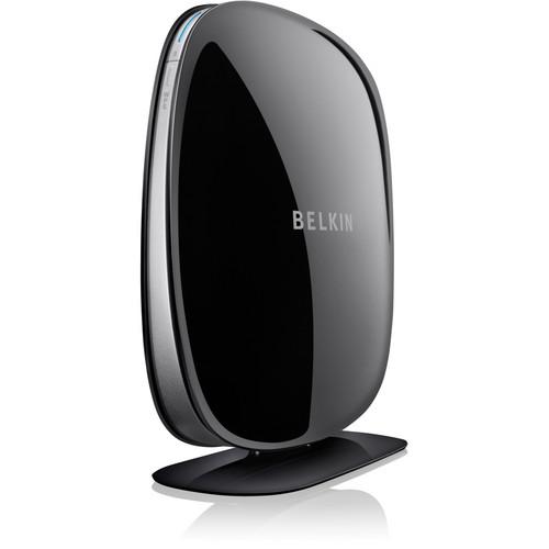 Belkin N750 DB Wireless-N+ Router