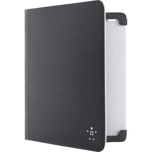 Belkin Smooth Bi-Fold Folio for iPad 2nd and 3rd Generation (Blacktop/Gravel)