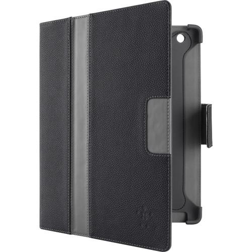 Belkin Cinema Stripe Folio with Stand (Blacktop/Gravel)