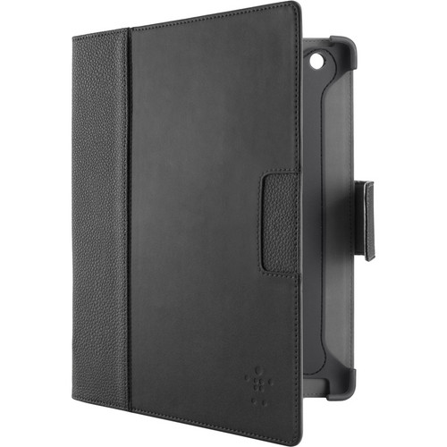 Belkin Cinema Leather Folio with Stand (Blacktop/Cornerstone)