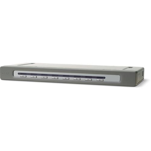 Belkin F1DN108U OmniView Secure 8-Port VGA KVM Switch