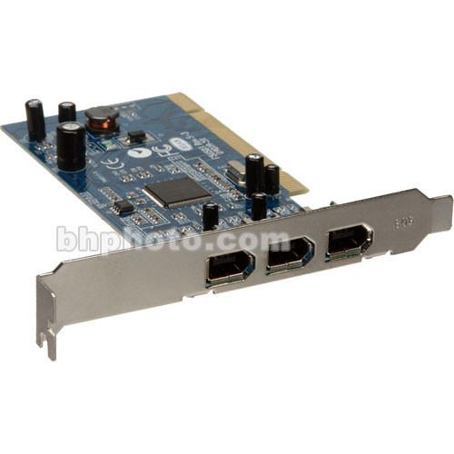 Belkin 3-Port FireWire-400 PCI Host Card