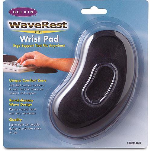 Belkin WaveRest Gel Wrist Pad (Black)